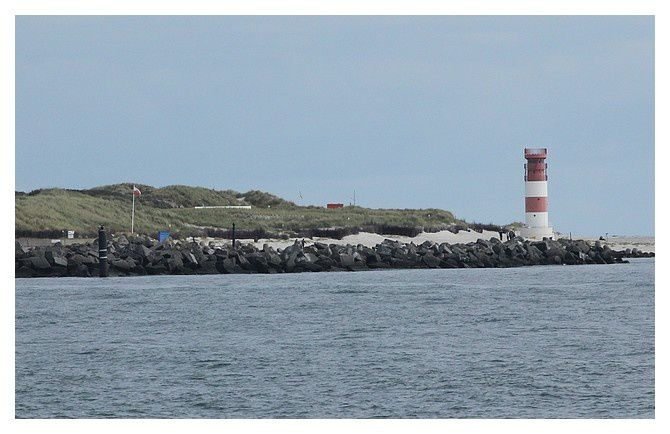 phare de l'île de Düne