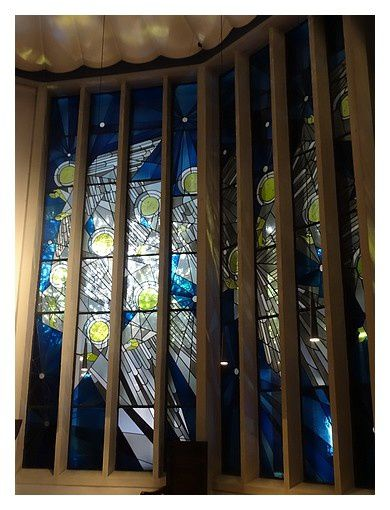 vitraux moderne