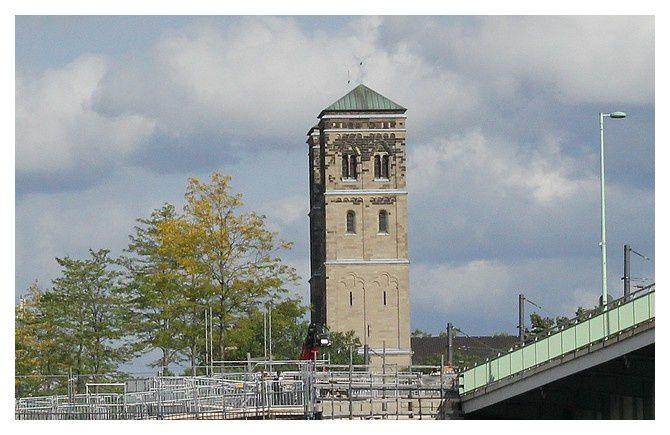 Cologne : Eglise Neu Sankt Heribert