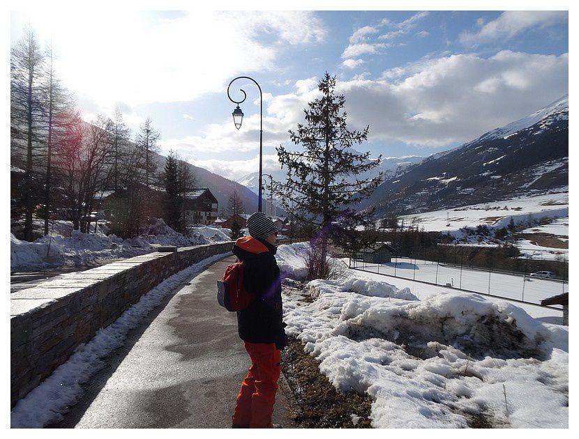 Lanslebourg-Mont-Cenis (73) : mars 2016