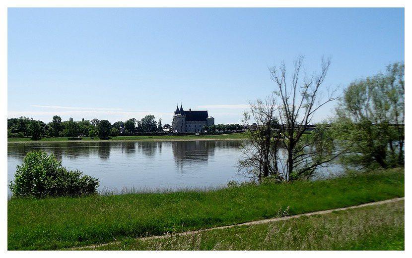 la Loire et le château