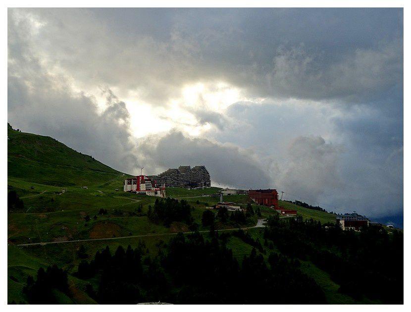 La Plagne (73) paysages &#x3B; août 2016