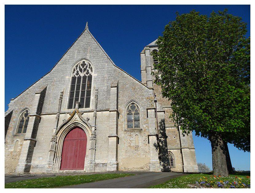 Châteaudun (28) : avril 2017