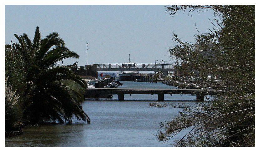 La Londe Les Maures (83)&#x3B; Port de Plaisance