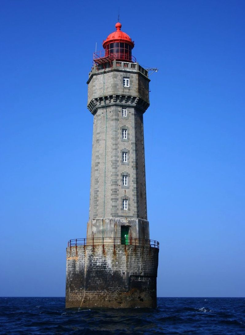 Phare La Jument (photo GeoMar©)