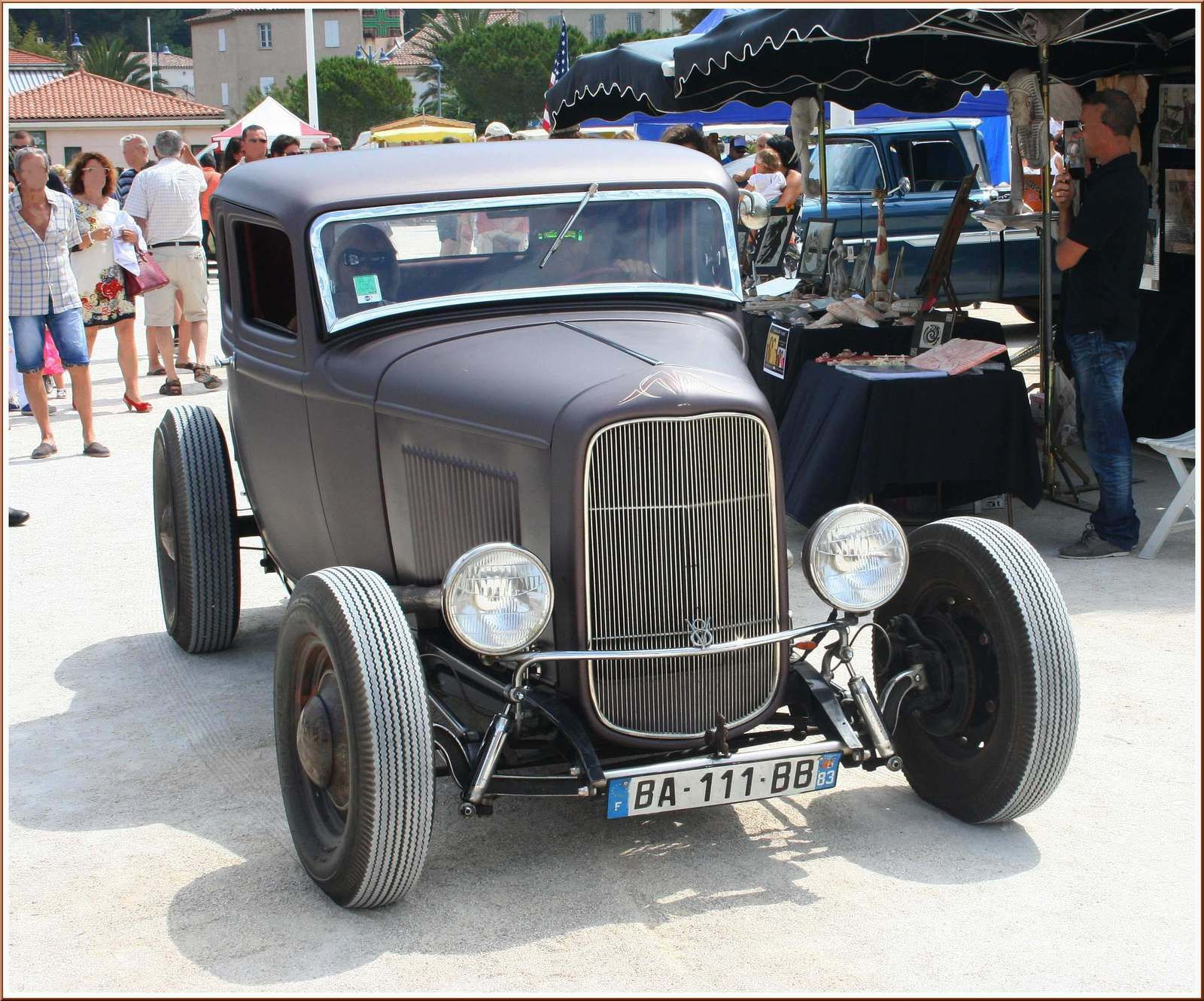 FORD V8 années 1930...