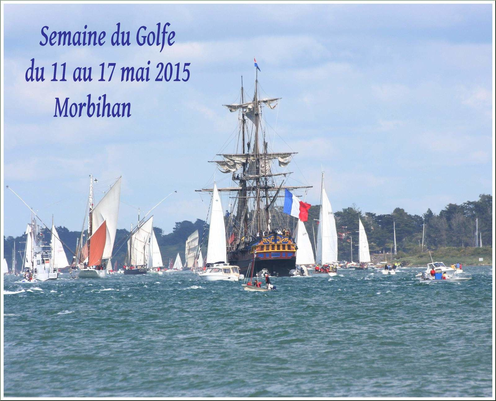 La grande parade du 16 mai 2015...