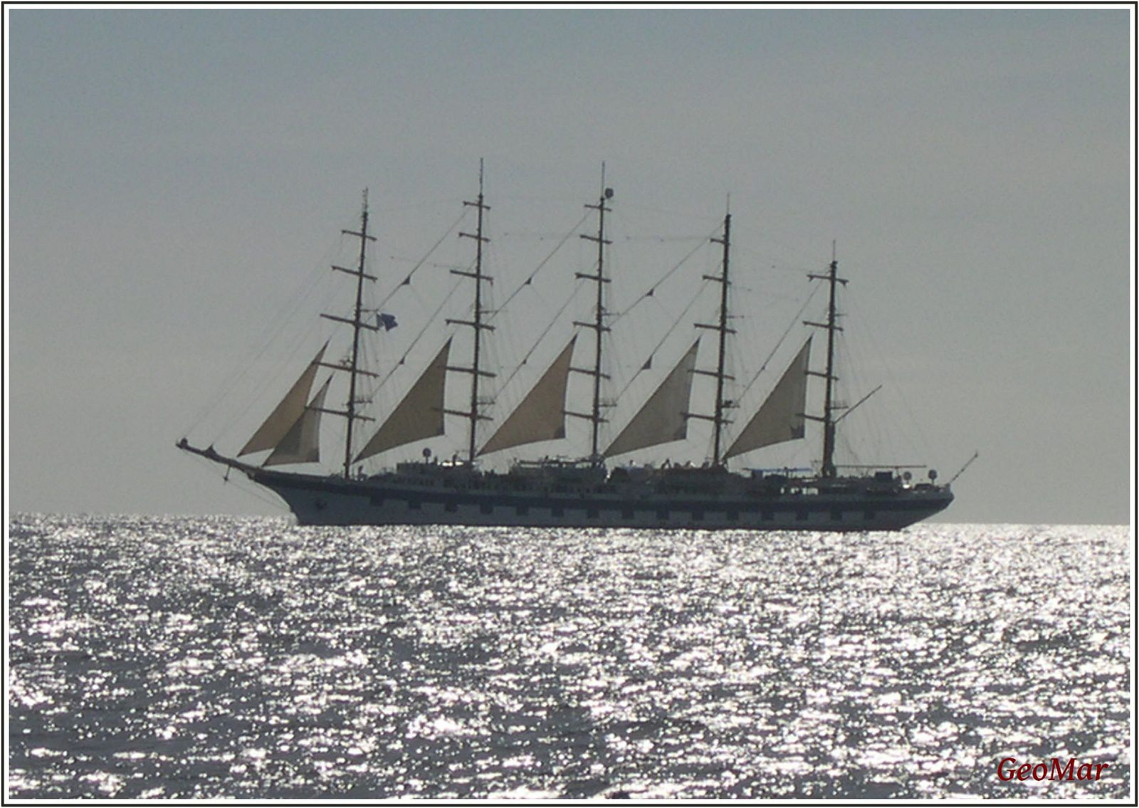 Royal Clipper Caraïbes 2006