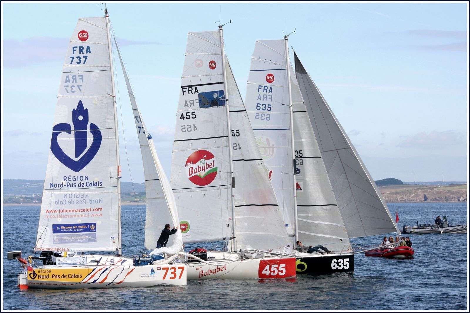 Archives Mini Transat 6.50 2013/10/13 Photos © GeoMar