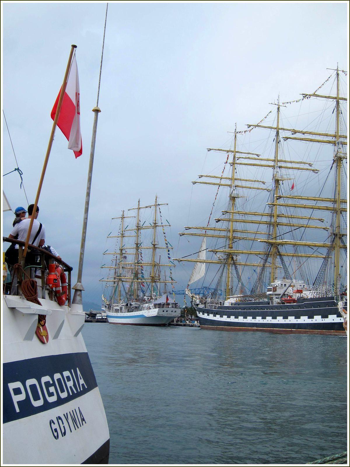 021- Rencontres bateaux au fil de l'eau 9ème photos voiliers de légende Toulon 29 09 2013