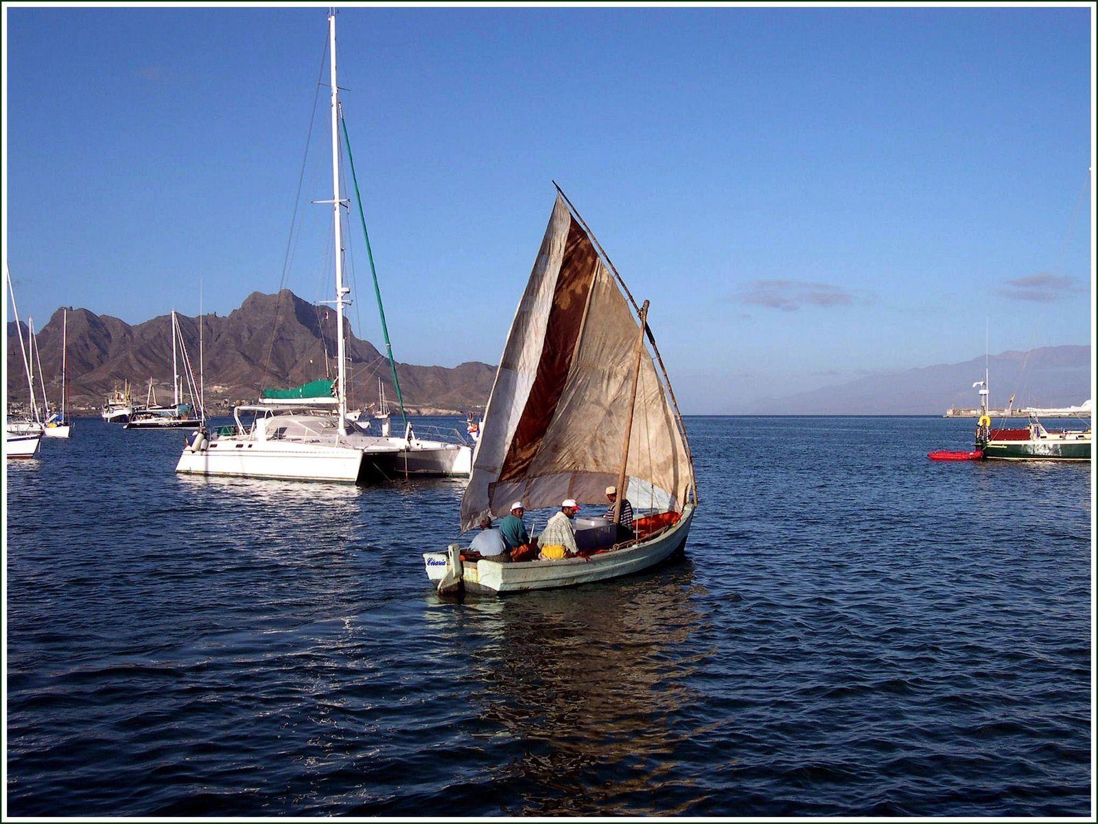 Pêcheurs de Mindelo