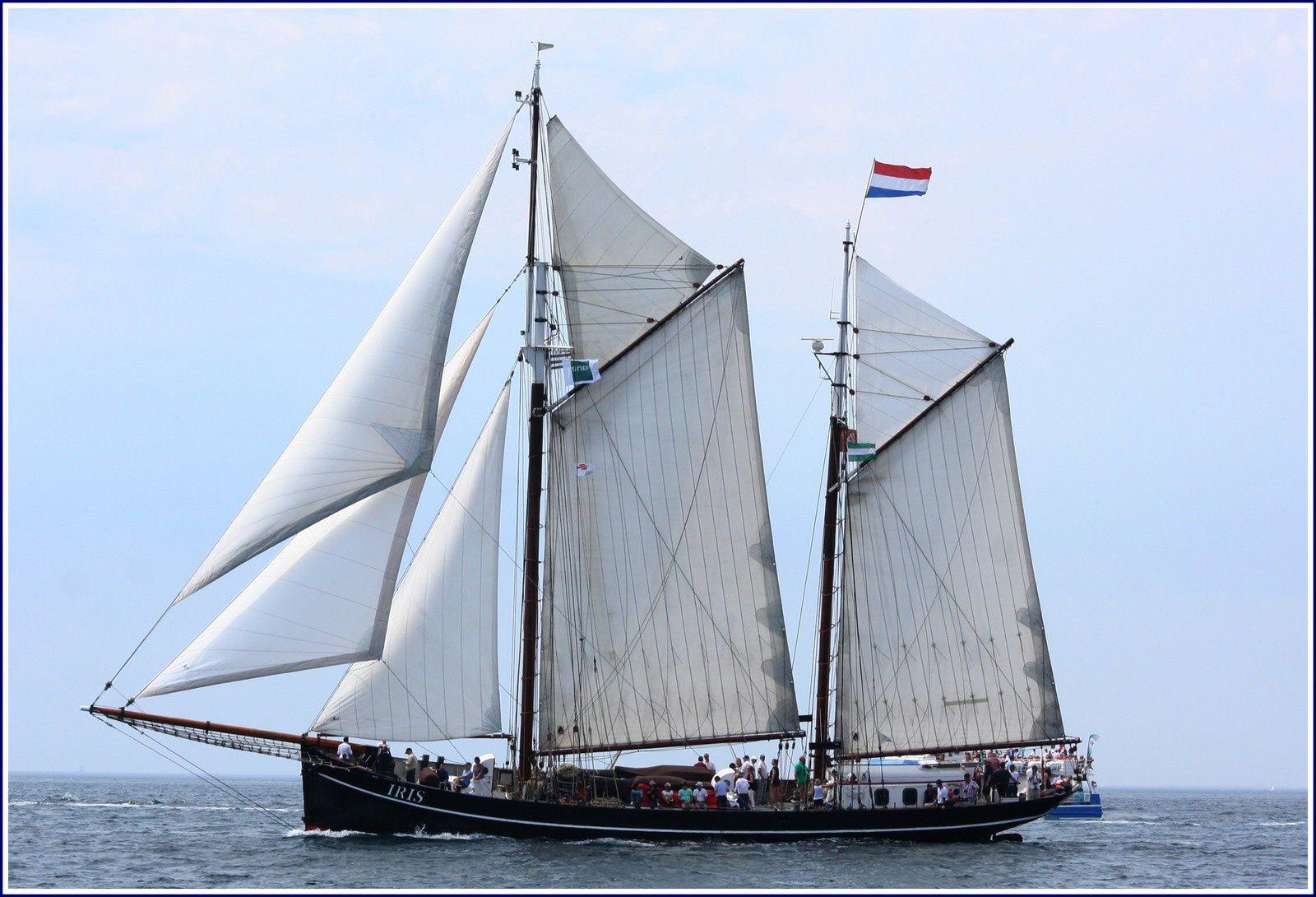 280 - Rencontres bateaux au fil de l'eau 11ème 2016 07 19 photos voiliers armada, parade Brest-Douarnenez