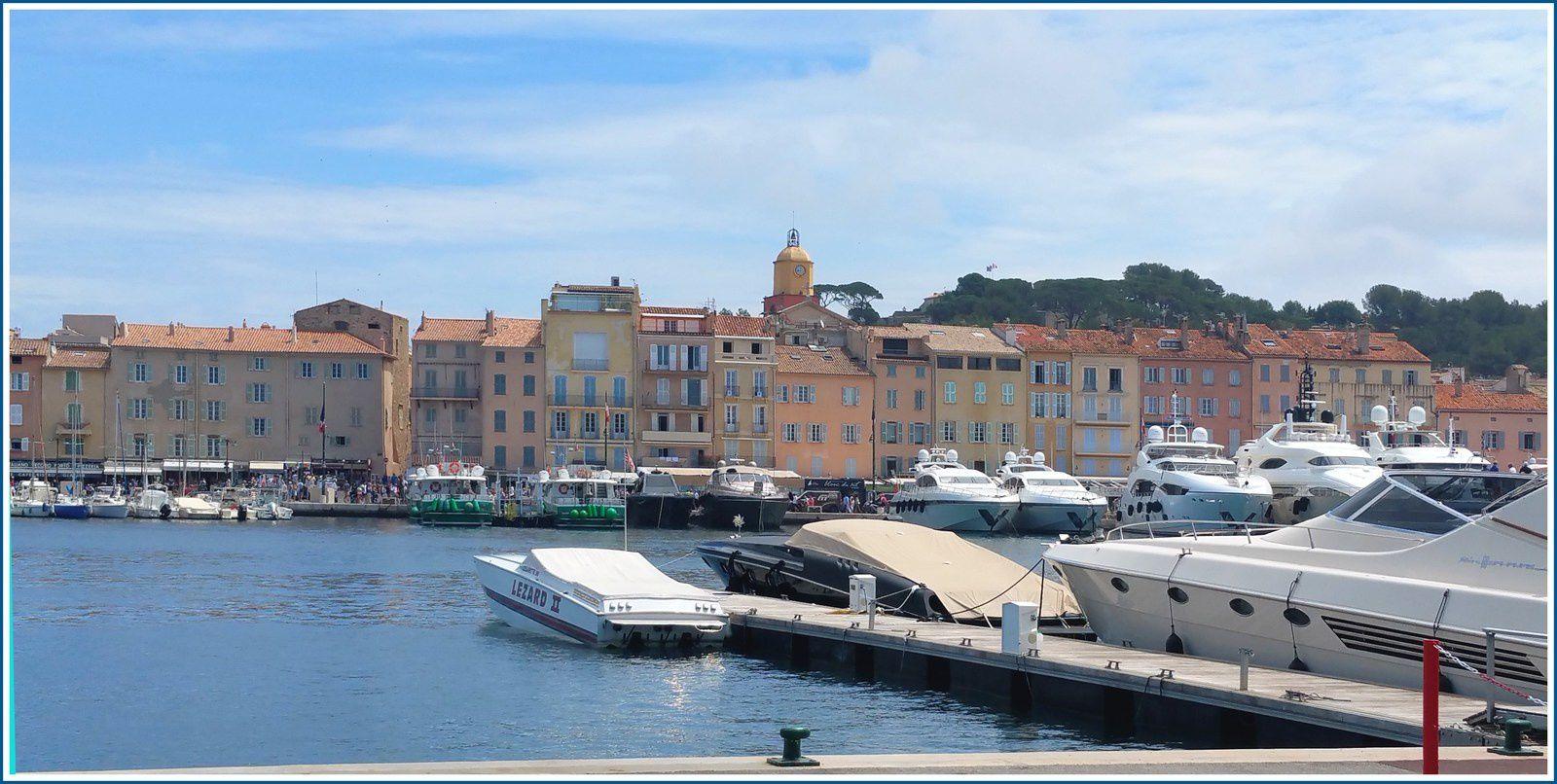 276 - Flânerie dans le port de Saint-Tropez, 21 juin 2016, la quiétude avant la pleine saison touristique... photos© en passant, Provence Côte d'Azur