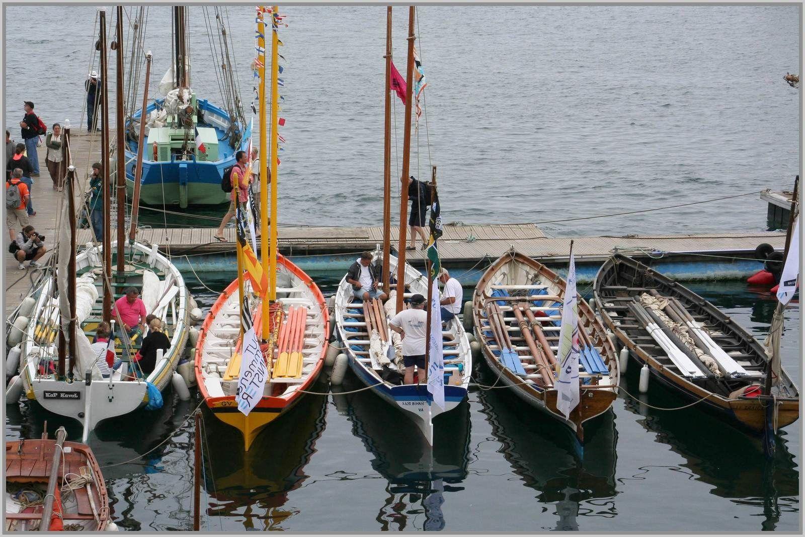 15eme rencontre des bateaux en bois