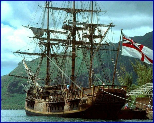 The Bounty Moorea 1983