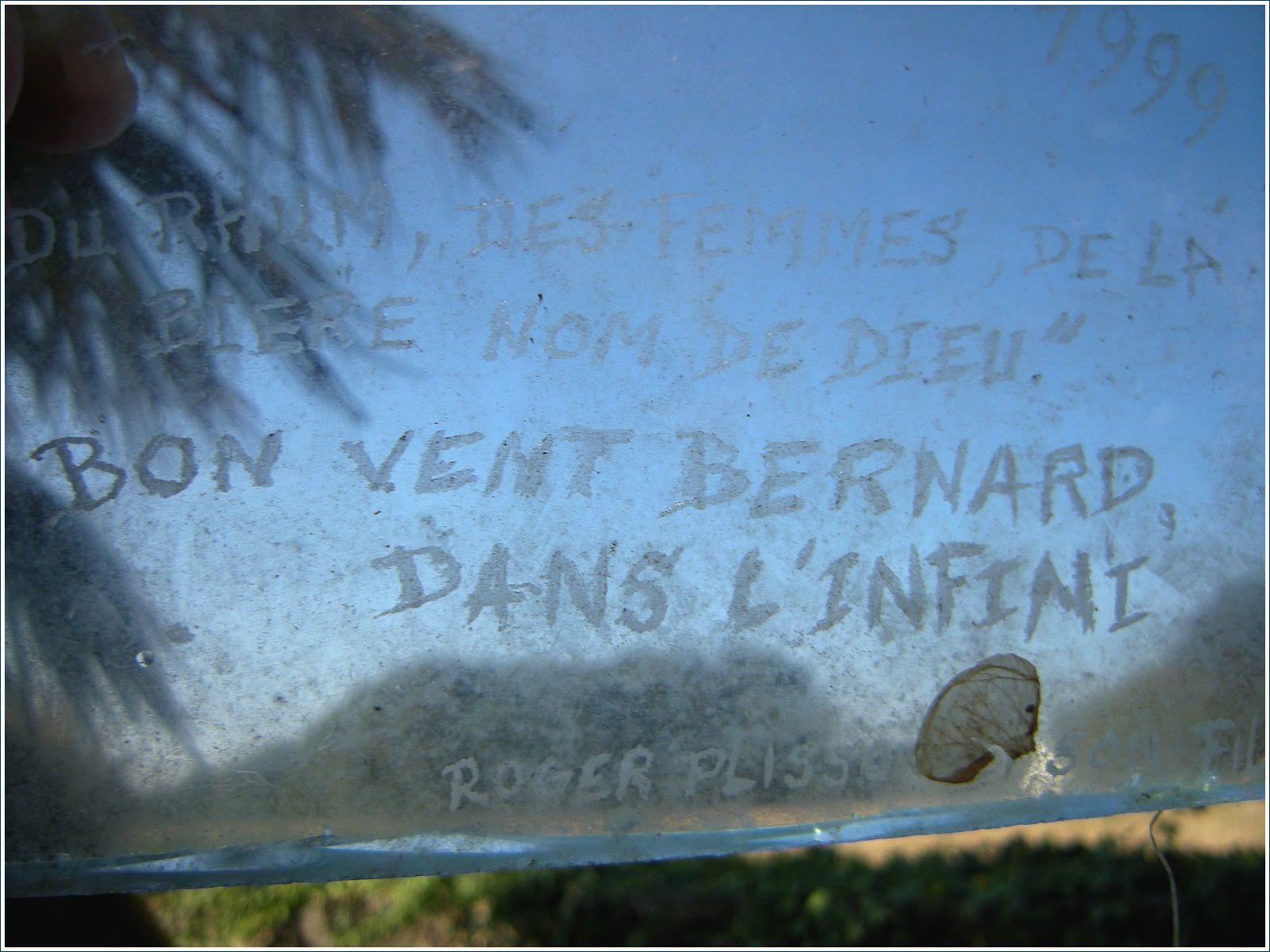 294 - En passant par le Golfe du Morbihan... port du Bono, ouverture sur le large, le forban N.D de Béquerel, Joshua, Bernard Moitessier, photos © Geomar