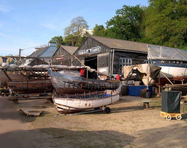 &quot&#x3B;Catégorie&quot&#x3B; : Douarnenez - Tréboul, la baie DZ, voiliers traditionnels, port-Rhu, SNS 153, Penn-sardin, Finistère-sud, Bretagne, 065.exe