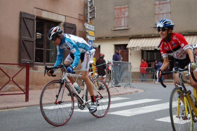 Boris Espinassier remporte le challenge Aveyron