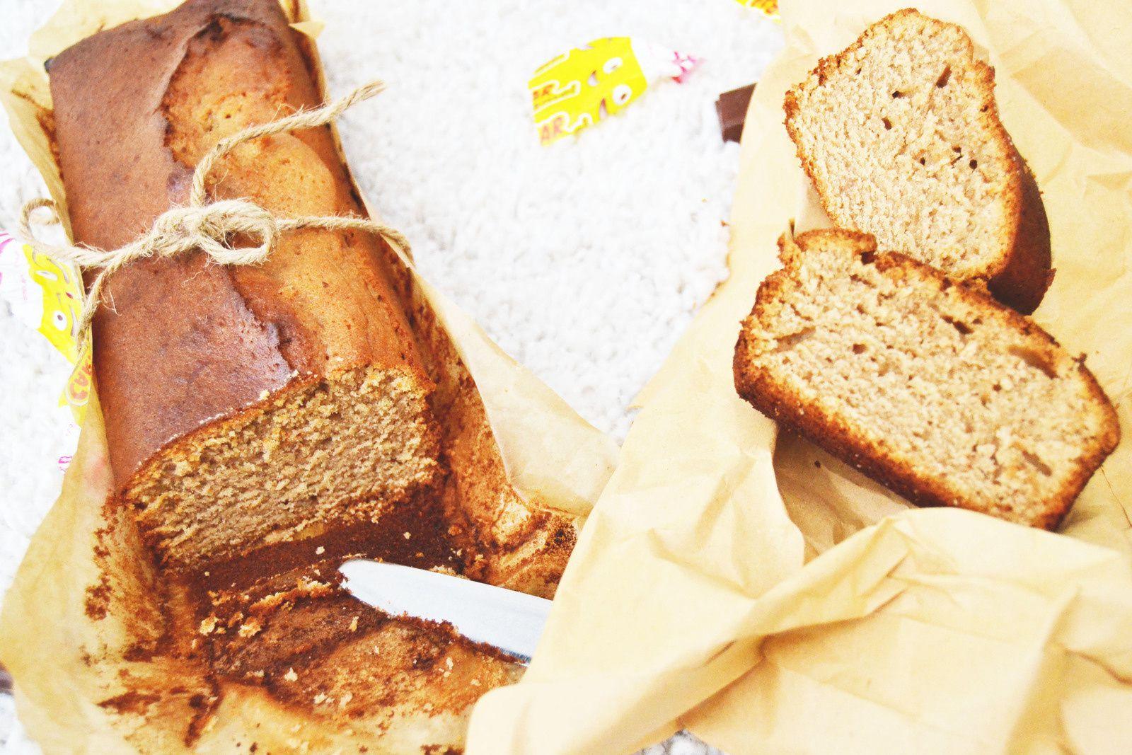 Délicieux Cake au carambar