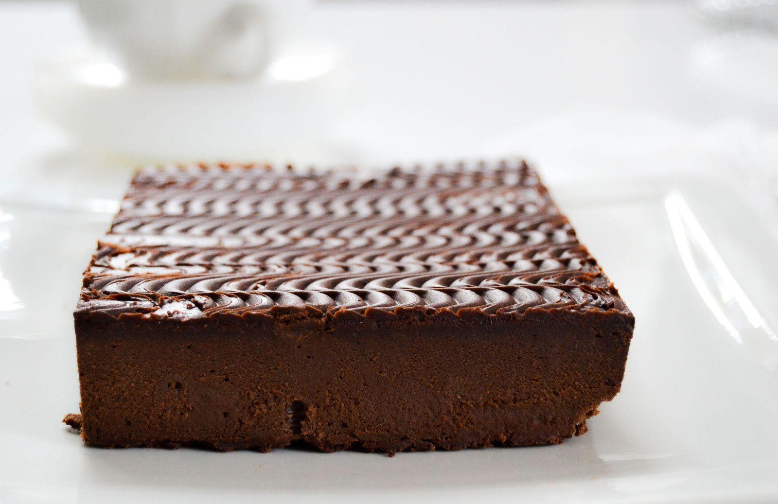 G teau au chocolat mascarpone de cyril lignac shawanna - Le robot cyril lignac ...