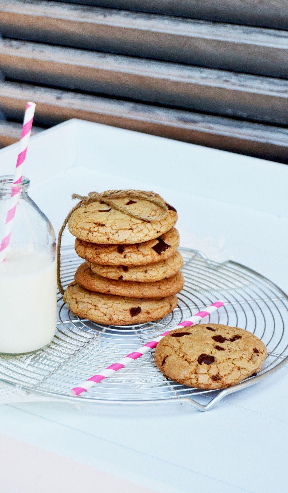 Cookies comme à la Mie Câline