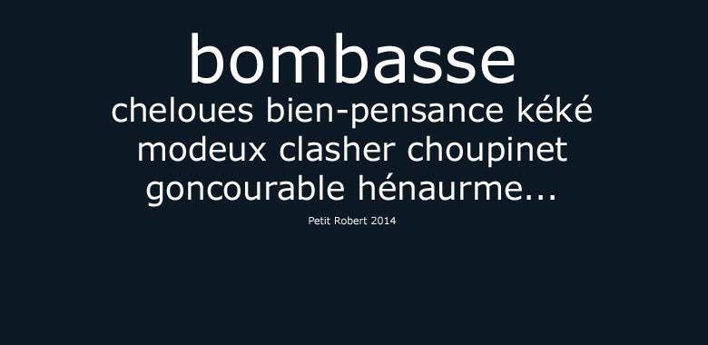 Pauvre langue française !!!