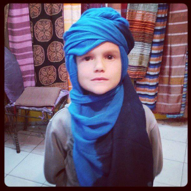 Mes &quot&#x3B;loulous&quot&#x3B; au Maroc !