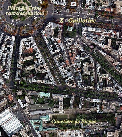 PARIS 1794, ASSASSINATS EN SERIE PLACE DE LA NATION.