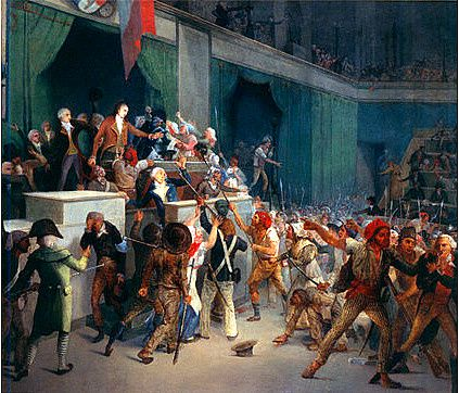 PARIS, 22 OCTOBRE 1794, il y a 220 ans...