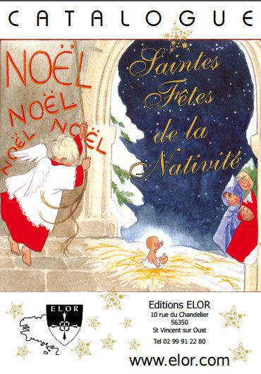 ELOR......LE CATALOGUE de NOËL 2015 !