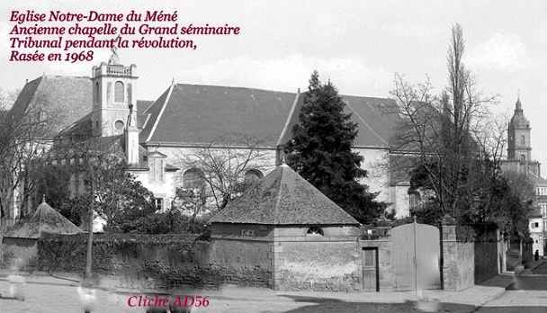 1er JANVIER 1796, VANNES, UN ASSASSINAT EN CE DÉBUT D'ANNEE