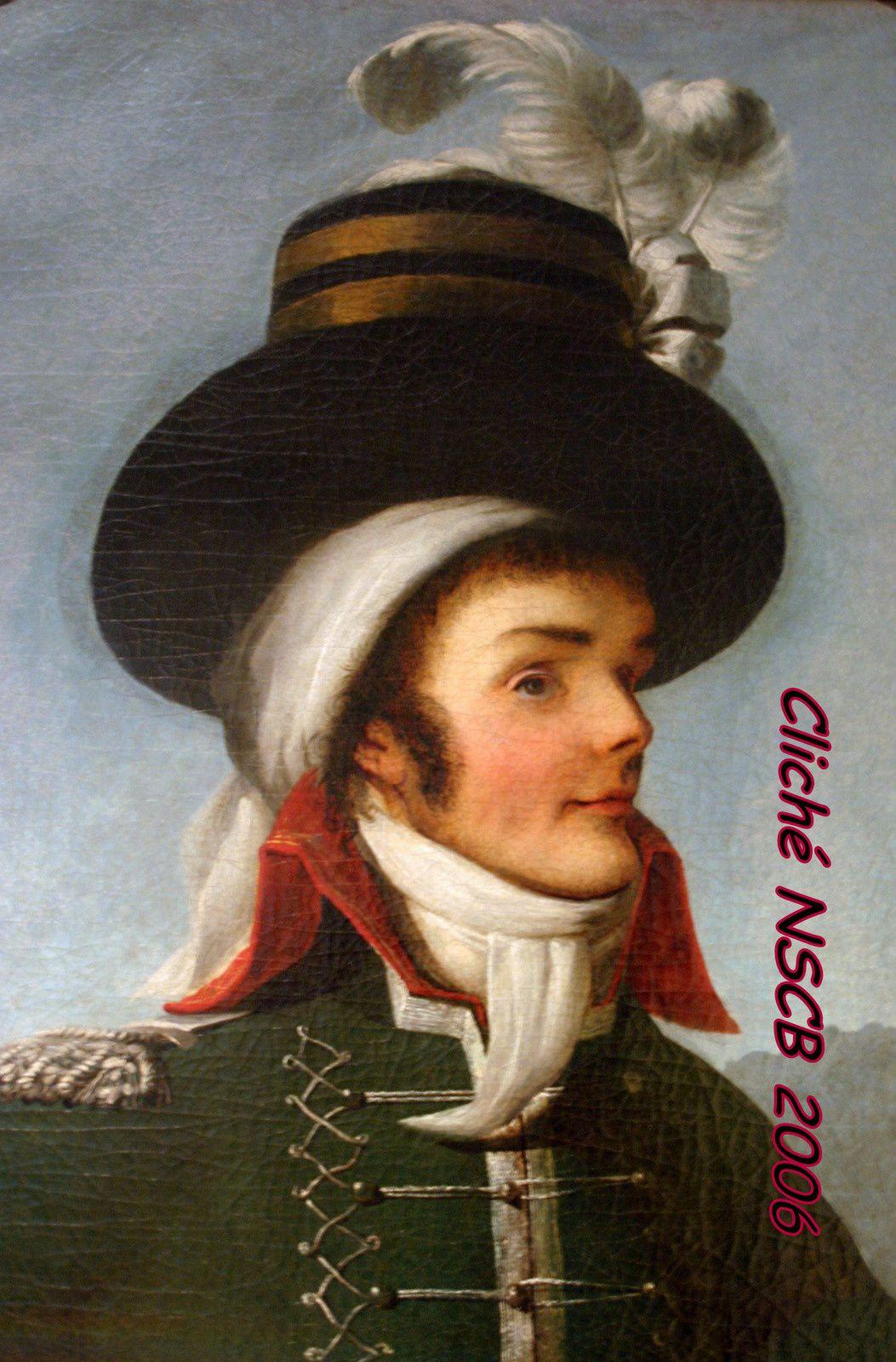 12 H 30 A LA CHABOTTERIE, MERCREDI SAINT 1796, François Athanase CHARETTE de LA CONTRIE