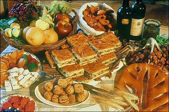 Les trucs et astuces de Sandrine : les 13 desserts de Noël