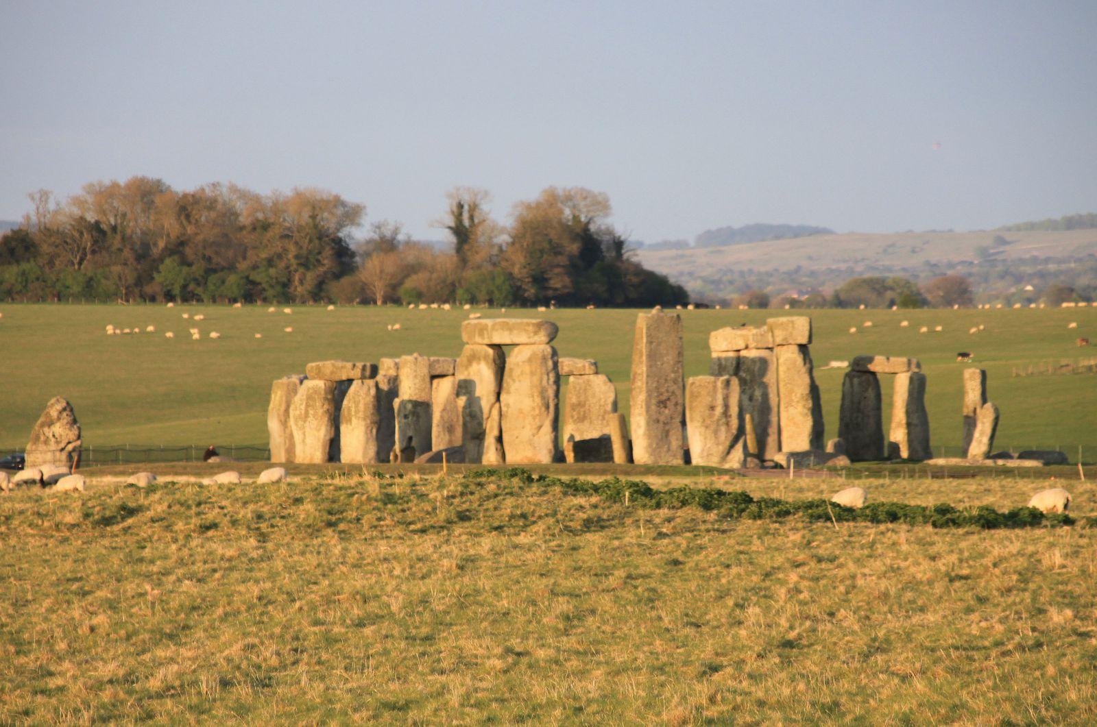 19- Stonehenge à Saintes ... C'est à  voir au musée
