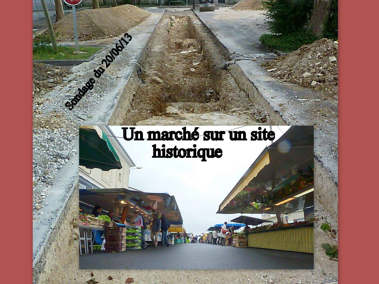 21 juin - Marché cours Reverseaux.. Inauguration - Piratage sur la Charente - Faits divers - Fête de la musique