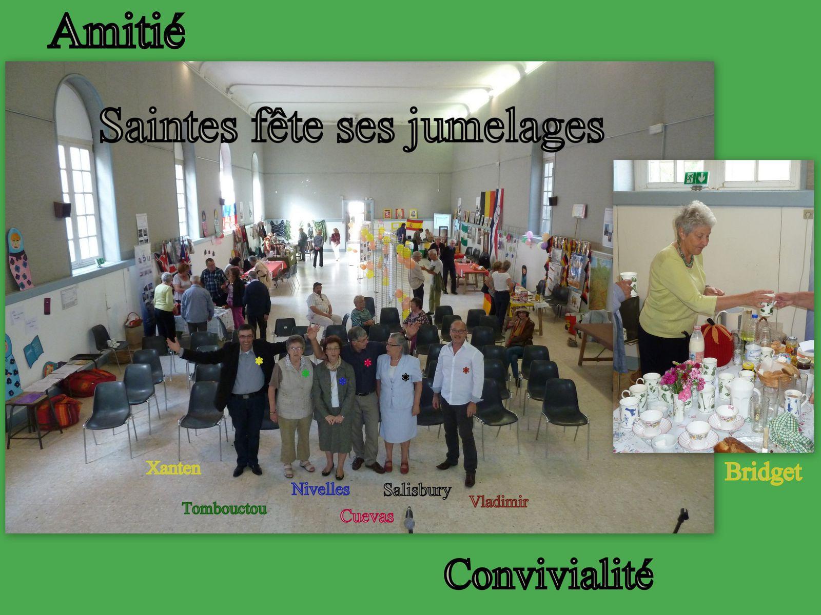 21 - Artiste peintre Galeries Lafayette - Journée de la mobilité - Jumelages avec Saintes &amp&#x3B; Fraternité des villes / Peuples - Groupe &quot&#x3B; Téléphone &quot&#x3B; avec Pierre Mikaïloff