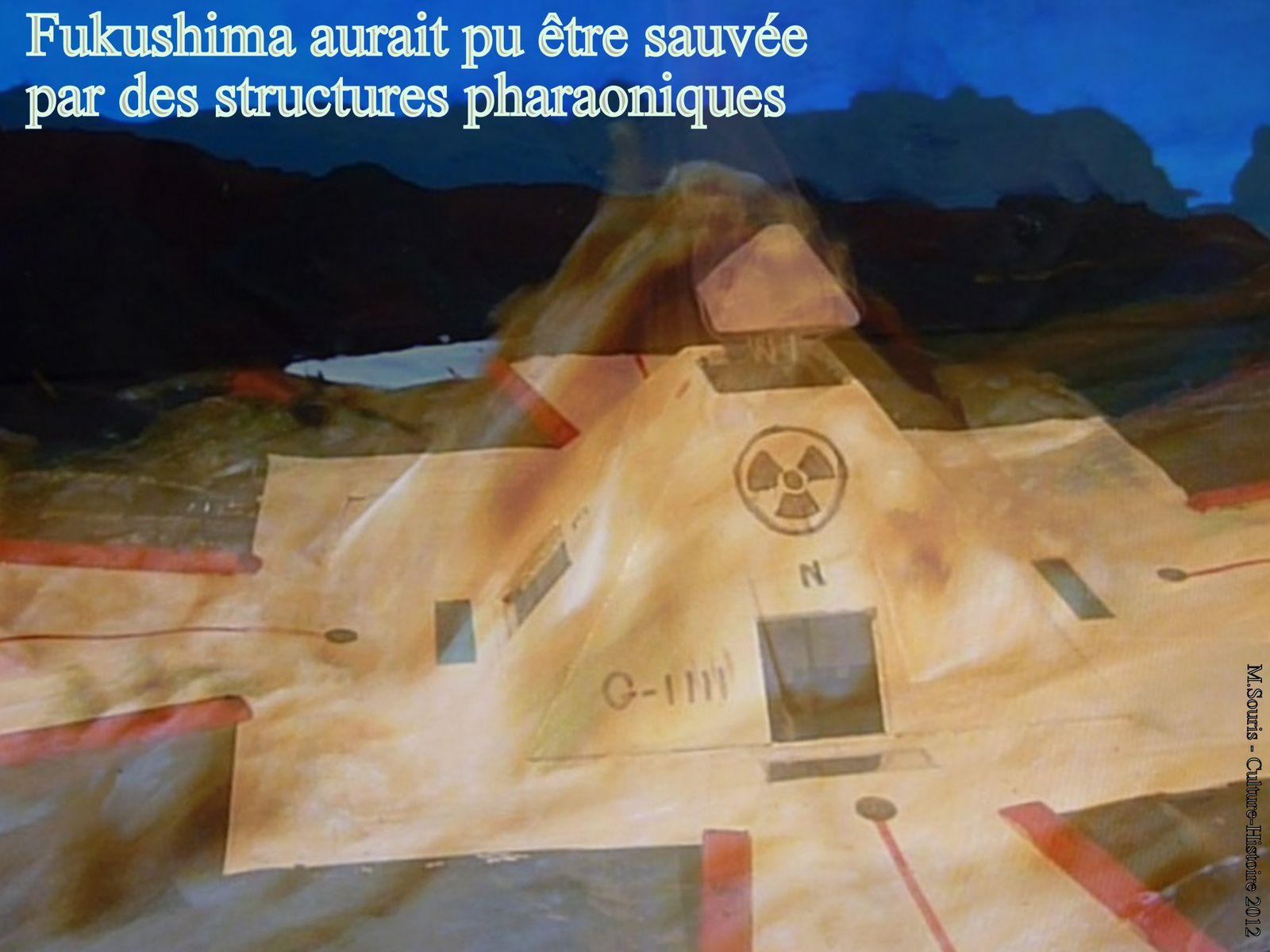 De Fukushima aux petites choses de la vie. Tout un monde. Pour Fukushima.. taper en moteur de recherche... Fukushima pyramide  ( Youtube) Vous ne regretterez pas ce voyage fiction au Japon. Pour les poules vous pourrez rester en Saintonge...