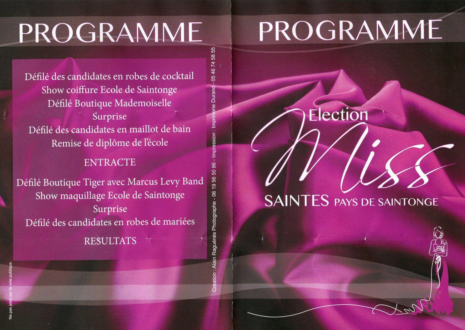 """19 - Handicap... La semaine - Une """" Miss Saintes """".. ce sera votre choix... - Un DON presque pour les autres.... - Pont en question - Conseil municipal .. Aperçu"""