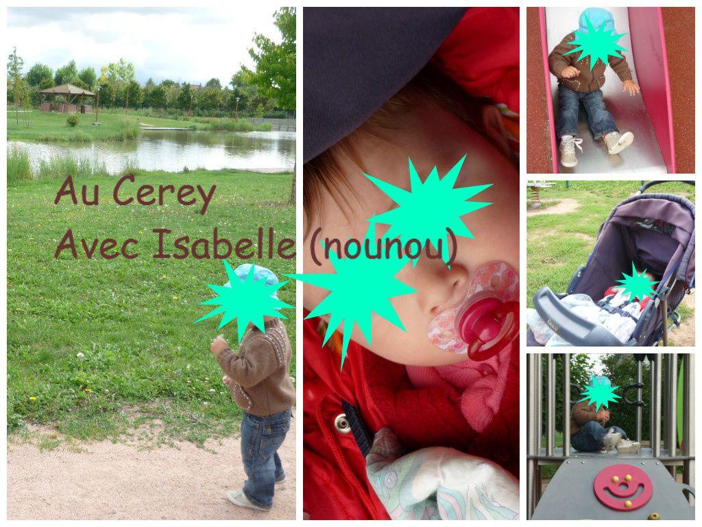 Notre (fin d') été au Cerey