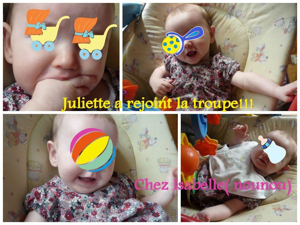 Juliette est là!
