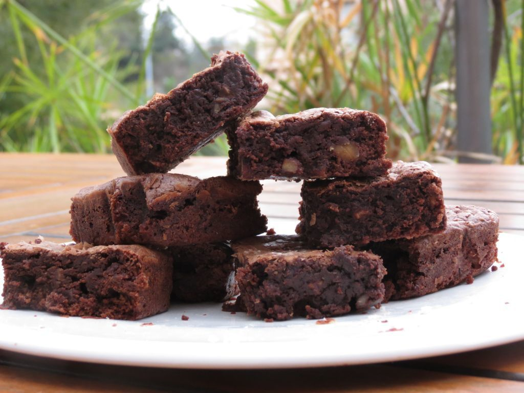 Les brownies de Guillemette