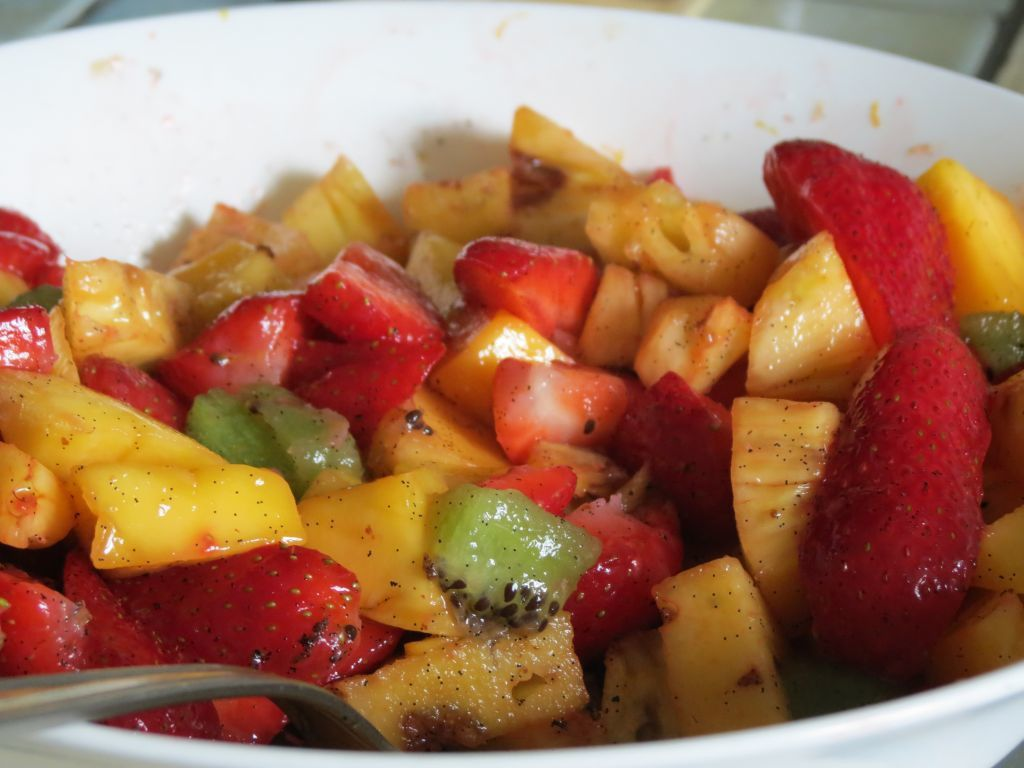 salade de fruits fraisitropicale