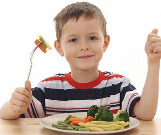 L'alimentation Des Enfants de 1 à 6 ans
