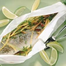 La cuisson des poissons