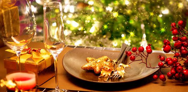 Les repas de fêtes sans culpabilité !