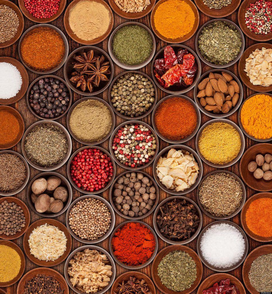Les épices et aromates, un concentré de bonne santé !