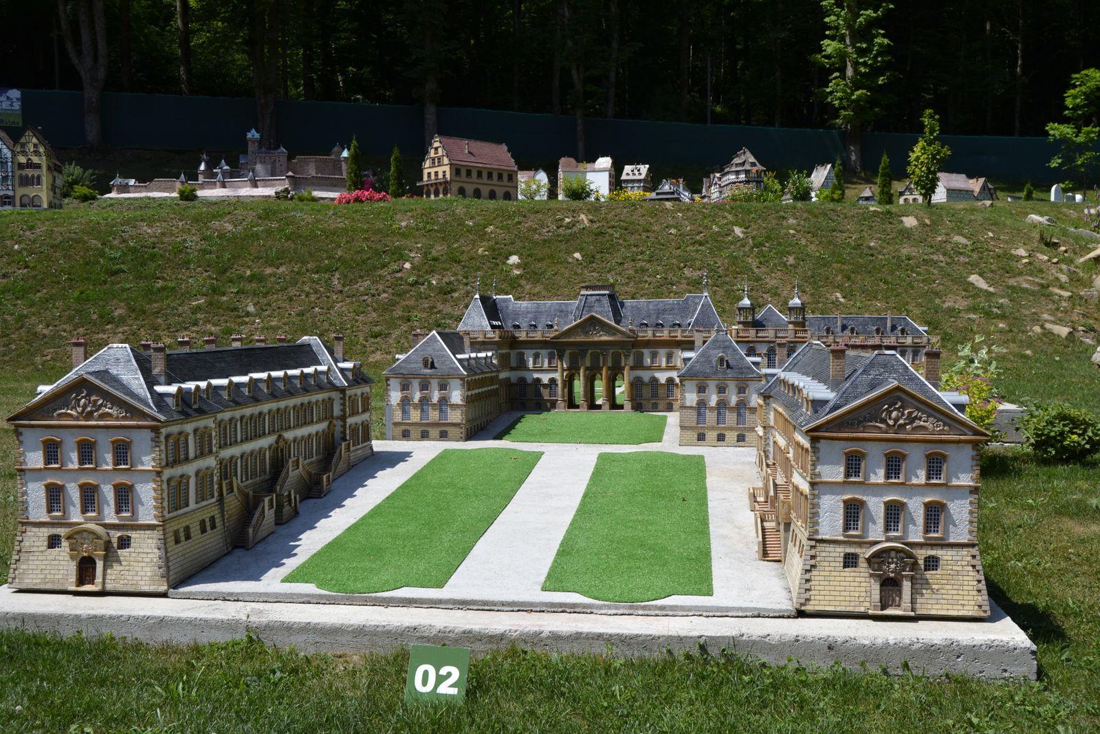 Chateau de Lunéville