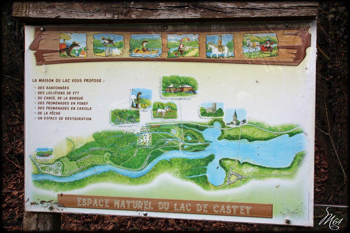 Le lac de Castet ( 64 ) ...suite