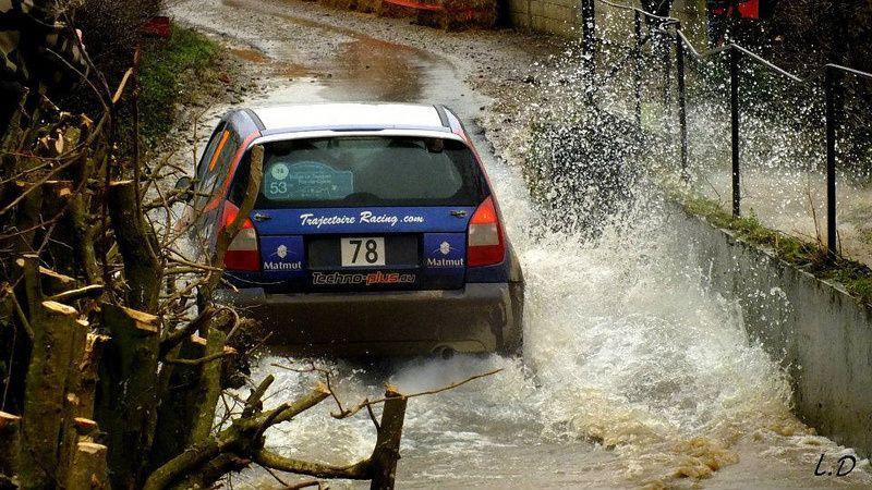 Rallye Le Touquet - Pas de Calais 2013