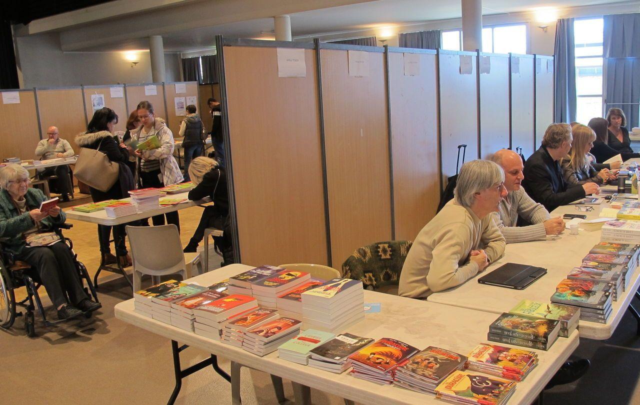 Salon du Livre au Mée sur Seine